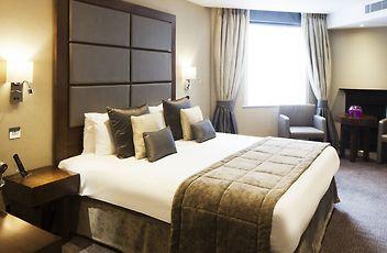 Wellington hotel deluxe double New York Deluxe Double Room Bedandbreakfastcom Grange Wellington Hotel London